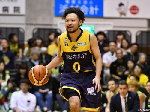 田臥勇太、3年連続でオールスターへ「喜んでもらえるようなプレーを」