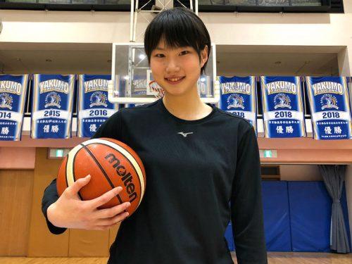 【日本バスケ界のネクストスター③】奥山理々嘉(八雲学園)「八雲に恩返しをしてオリンピックで活躍する」