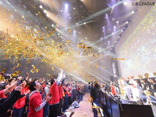Bリーグオールスターが東京で楽しめる!「次世代型ライブビューイング」チケットは16日10時から販売