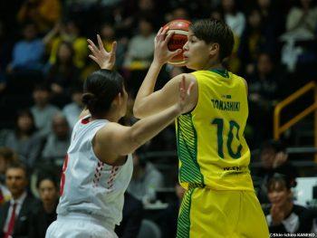 第74回天皇杯・第65回皇后杯 全日本総合バスケットボール選手権大会