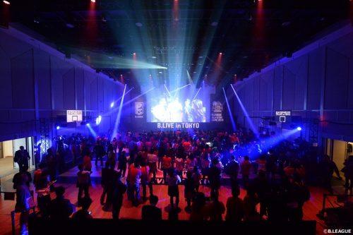 1月19日は品川からBリーグオールスターを! 次世代型ライブビューイング「B.LIVE in TOKYO」のチケットが発売中