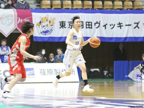 富士通に競り勝った東京羽田の本橋菜子「チームが一つの方向に向かっていると感じる」