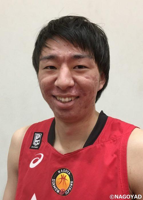 名古屋ダイヤモンドドルフィンズに新戦力、大阪学院大の木下誠が特別指定選手として加入