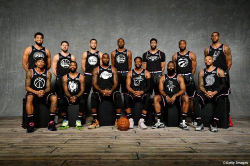 【写真特集】NBAオールスター2019出場選手の着用バッシュ TEAMレブロン