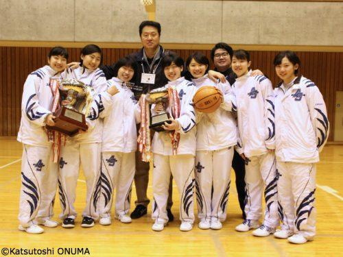 部員7名のアレセイア湘南が初優勝! 関東新人大会で旋風を巻き起こす