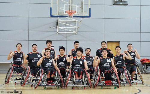 「トランジションバスケ」で近づきつつある世界~車いすバスケ男子日本代表