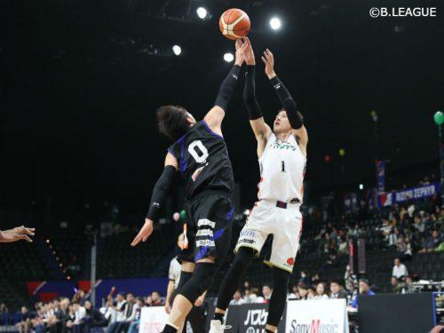 横浜ビー・コルセアーズが敵地で白星、川村卓也が23得点7アシストの活躍