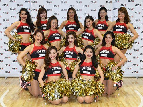 男子代表をバックアップする「AKATSUKI VENUS」、第3期メンバーの12名が決定
