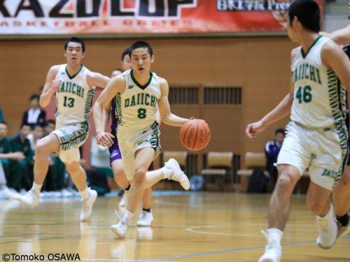 福岡第一、全国の強豪集う「KAZU CUP 2019」を全勝で終える…2年連続4回目の優勝