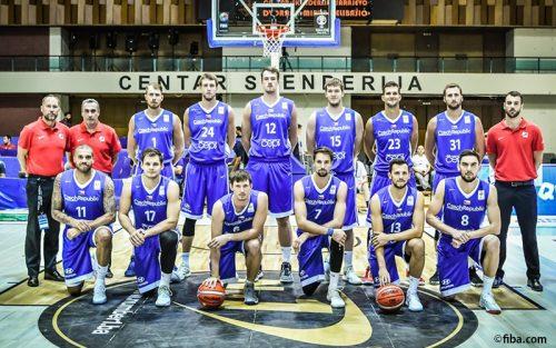 【FIBAワールドカップ対戦国情報】チェコ「サトランスキーとヴェセリーの2大エースを擁し、ランキング急上昇の注目国」