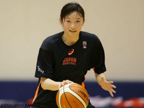 日本代表候補初選出の川井麻衣「プラスになることをいっぱい吸収したい」