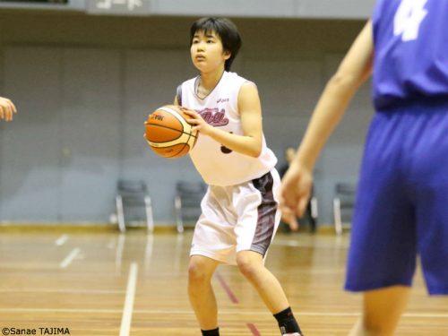 2019年の女子注目選手(12)福田希望(大阪薫英)「勝負強いシュートでチームを盛りたてる司令塔」