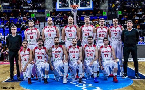 【FIBAワールドカップ対戦国情報】トルコ「W杯5大会連続出場。世界舞台で安定した成績を誇る欧州の強豪」