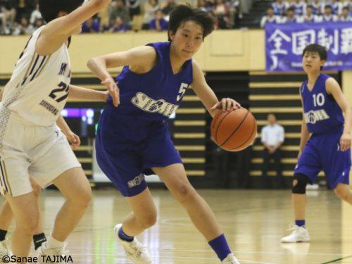 2019年の女子注目選手(15)増田泉美(昭和学院)「献身的なプレーでけん引する最上級生」
