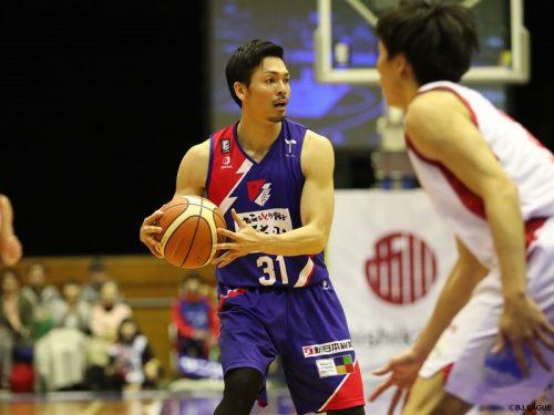 37歳の城宝匡史、今季もライジングゼファー福岡でプレー…2年契約の2年目