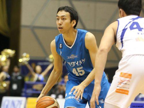 滋賀レイクスターズに1季在籍の鹿野洵生、Fイーグルス名古屋に移籍「何ごとにも全力で」