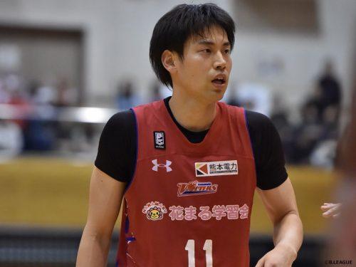 主力3人が移籍の琉球ゴールデンキングス、SFの福田真生を獲得…昨季は熊本ヴォルターズでプレー