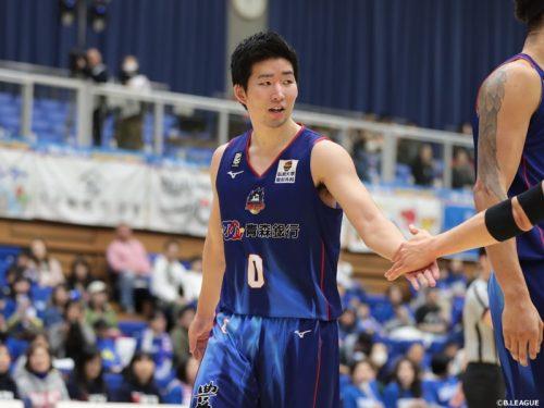 シーホース三河、青森ワッツから會田圭佑を獲得…長野誠史に続く新加入PG
