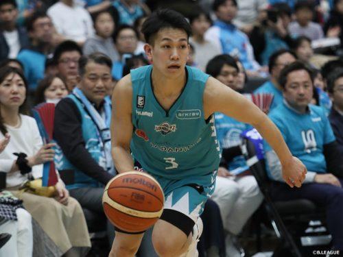 大阪エヴェッサ、昨季平均8.6得点の伊藤達哉を獲得…24歳の司令塔が移籍決断