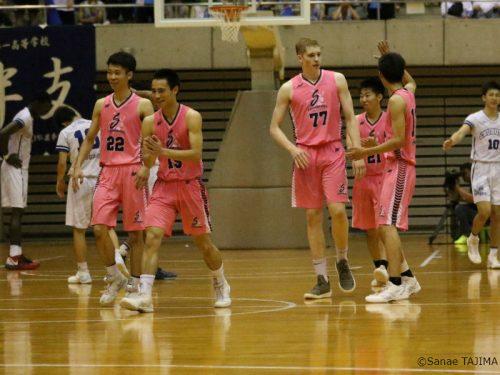 桜丘が東海覇者としてインターハイへ、決勝で中部大第一に逆転勝利