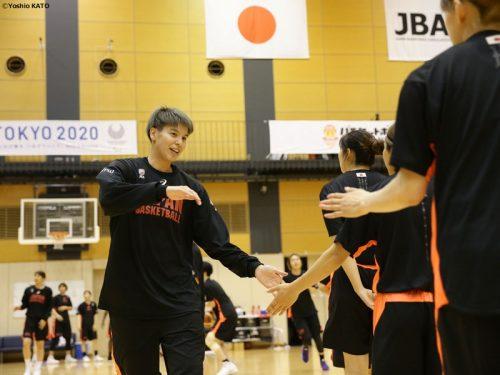 合宿を行う日本代表メンバー発表、藤髙三佳や渡嘉敷来夢など17名