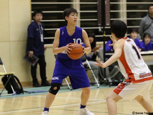 インターハイ女子注目選手(5)花島百香(昭和学院)「スーパールーキーへの階段を上る逸材」