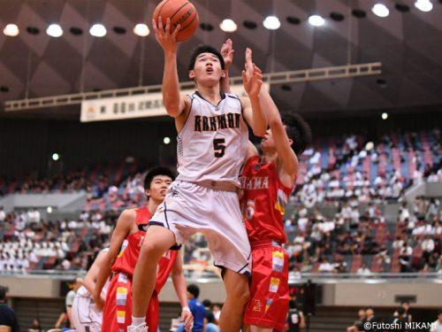 〜インターハイを逃した強豪校〜 洛南(京都)「チームの弱さを克服し、次こそライバル・東山撃破へ」