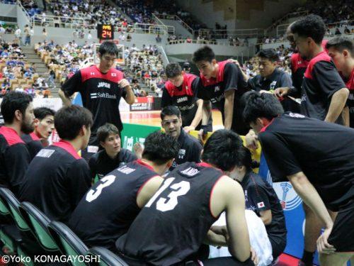 男子日本代表、ジョーンズ杯で9年ぶりの銅メダル…6勝2敗で大会を終える