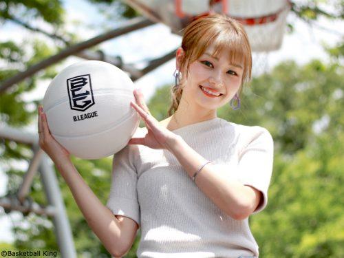 『発掘! Bリーグ女子』〜私がバスケを好きなワケ〜 第1回 ミーナさんの場合(前編)