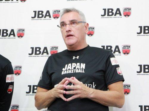 男子日本代表、W杯へ向け本格始動…ラマスHC「今までより厳しい練習を」