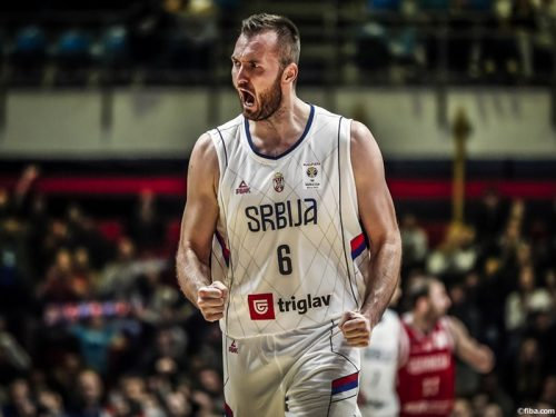 アルバルク東京、29歳のセルビア代表選手を獲得…206センチ110キロのPF