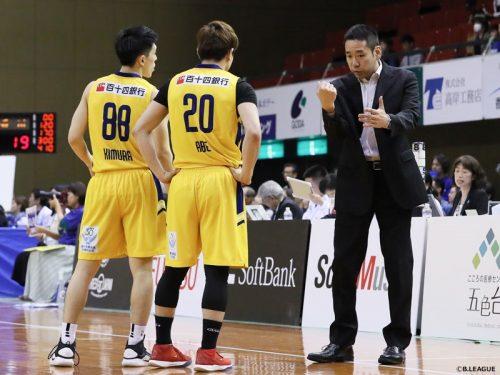 昨季19勝41敗の香川ファイブアローズ、衛藤晃平HCが続投…指揮3シーズン目へ