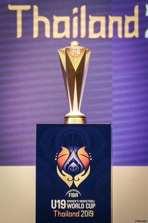 【試合日程】FIBA U19女子バスケットボールワールドカップ2019