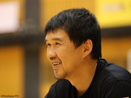 バスケW杯直前、男子日本代表のアニキ、太田敦也インタビュー「フォア・ザ・チーム!自分にはそれしかできません!!」
