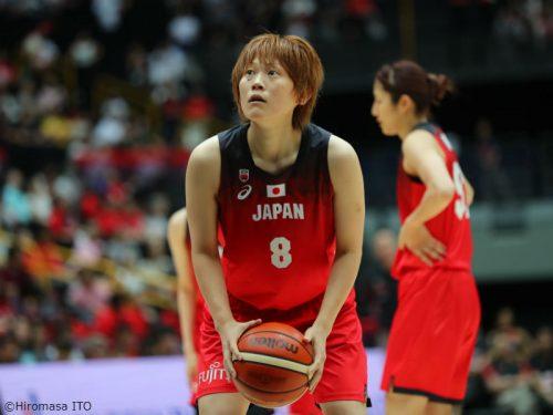 日本代表、チャイニーズタイペイを相手に23点差の圧勝…出場した全選手が得点を記録