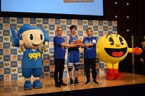 バンダイナムコエンターテインメント、島根スサノオマジックの運営に参画…株式の56.5%を取得
