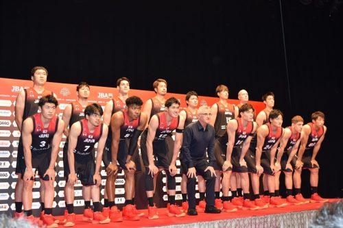 【放送予定】男子日本代表 国際試合2019