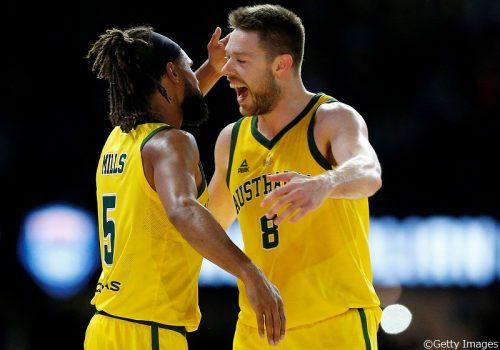 オーストラリアがアメリカの国際試合連勝を78でストップ! パティ・ミルズが30得点!