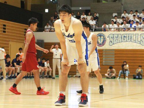 大学バスケのリーグ戦が開幕、連覇狙う東海大は快勝発進…大黒柱の平岩玄「初戦は慎重になった」