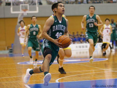 プレッシャーに打ち勝った福岡第一のキャプテン小川麻斗「勝ててホッとしました」