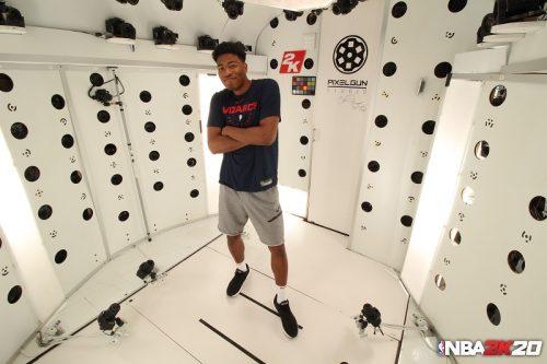 八村塁、『NBA 2K20』の日本でのアンバサダーに就任「いつか僕もカバー選手に」