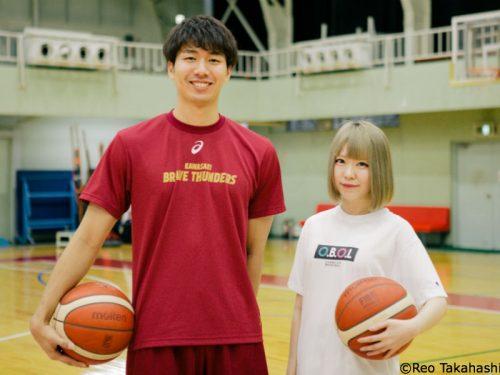 「バスケットボールキング×Pococha」イベント入賞者が現役Bリーガーへインタビュー!① ~林翔太郎選手篇~