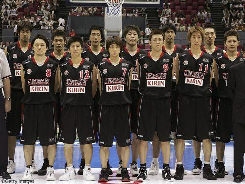 バスケ男子日本代表 FIBAワールドカップ(世界選手権)全成績