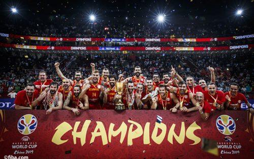 スペインがW杯制覇! アルゼンチンを破り2006年以来2度目の世界王者に