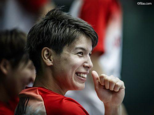 """女子アジアカップは4年ぶりの渡嘉敷来夢。「""""帰ってきたな""""という感じです」"""