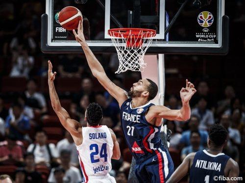フランス、ドミニカを56得点に抑えて大勝…3連勝で2次ラウンドへ
