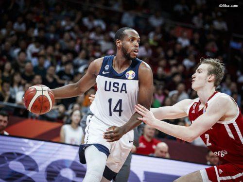 アメリカがW杯最終戦を白星で飾る、ポーランドに13点差勝利
