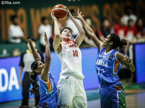 4連覇狙う女子日本代表、アジア杯白星発進…開催国インド相手に76点差の完勝