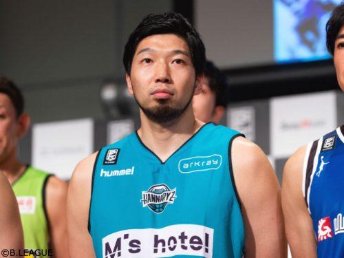 京都ハンナリーズに新たな風を吹きこむベテラン・松井啓十郎「カギは日本人選手」