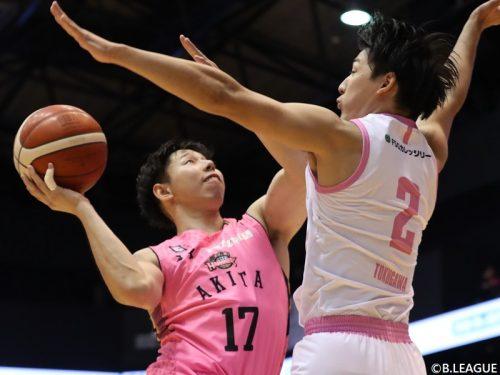 レバンガ北海道、秋田ノーザンハピネッツが快勝で決勝進出/東北アーリーカップ準決勝